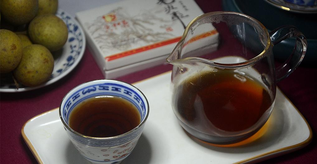 一泡茶中麟凤,领略高端熟茶品质