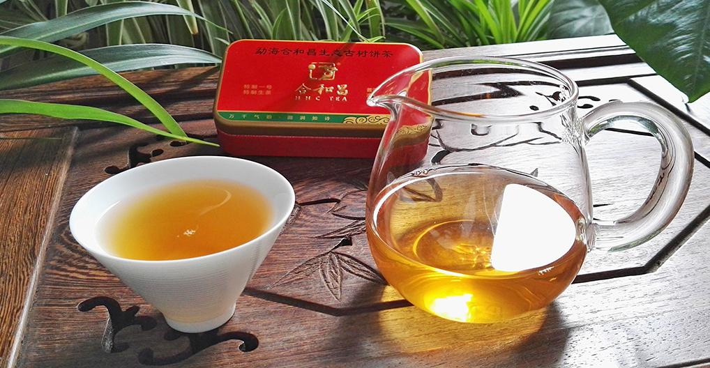 品特一生茶,享悠闲生活!