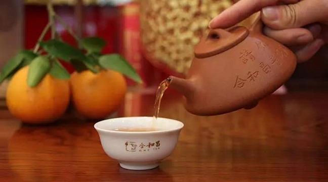 茶具保养清洗图片