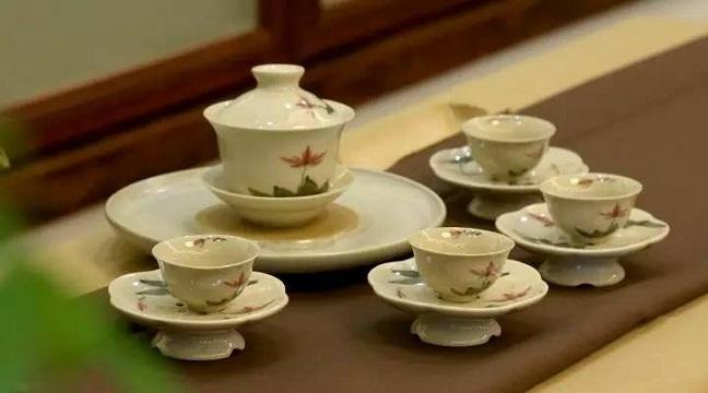 茶具保养方法图片