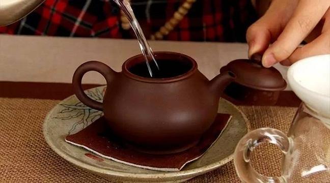 粗陶茶具怎么保养图片