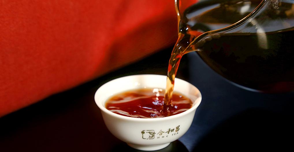 一盏熟茶,暖一秋冬!