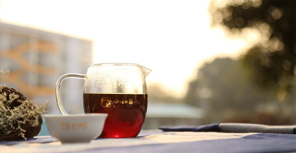 夏日喝熟茶,适合吗?