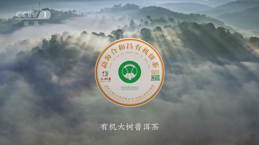 合和昌茶业CCTV广告