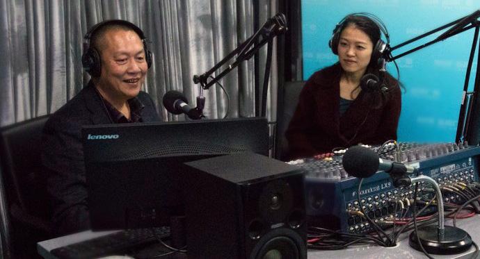 合和昌茶业董事长钟广林做客广东