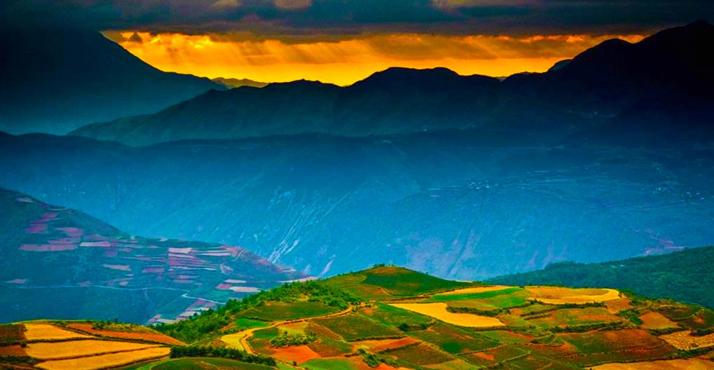 开放的中国:魅力云南,世界同享!